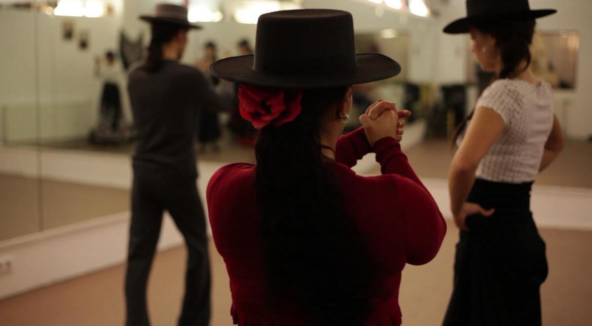 Authentischer und original spanischer Flamenco