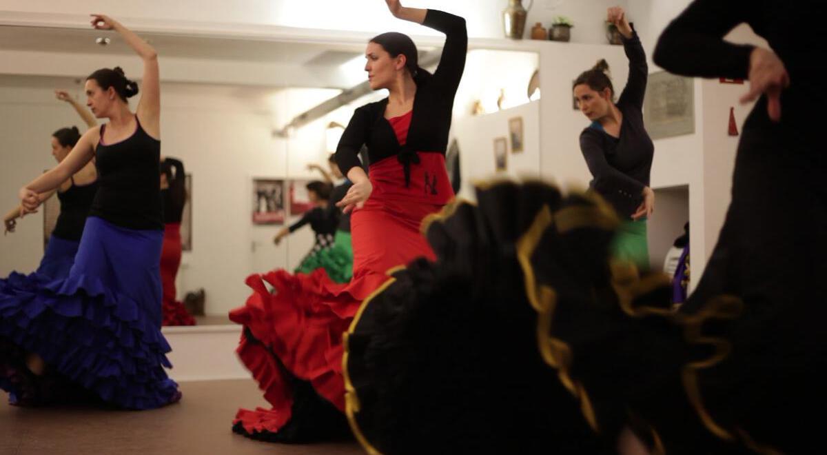 Alle Facetten des Flamencos werden gelehrt