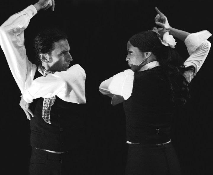 La Cati Flamenco Foto: Caroline Schreer