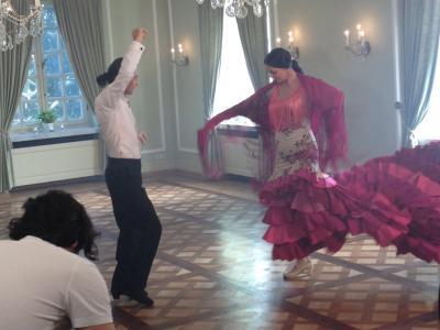 Musikvideo mit Flamenco von La Cati & José Manuel