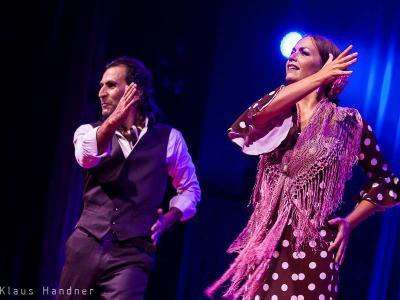 Flamenco Gala für die Firma