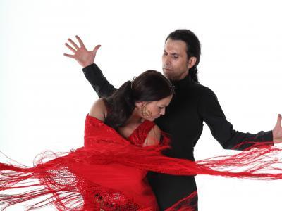 Flamenco-Dinner-Show auf Gutshof Itterbach