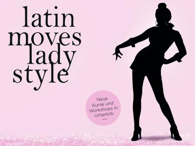 Bomba Latina Lady Style Workshop