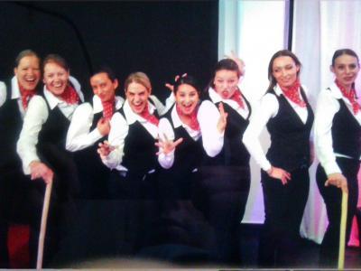 Die Tanzschule öffnet wieder!